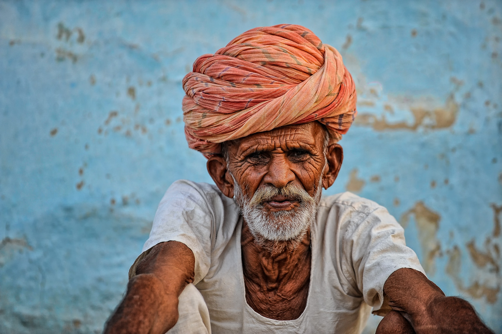 Village Headman, Rajasthan